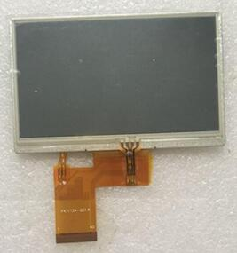 4.3 inch 40P TFT LCD Common Touch Screen ST7282
