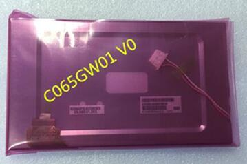 AUO 6.5 inch TFT LCD Panel C065GW01 V0 400*234