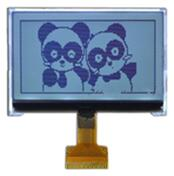 20P SPI COG 12864 LCD ST7567 Backlight Parallel