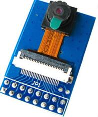 2 Megapixel Camera Module OV2640 for STM32F429IG Board