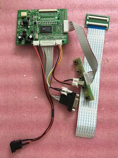 2 Road AV+1 Road VGA Drive Board for 7