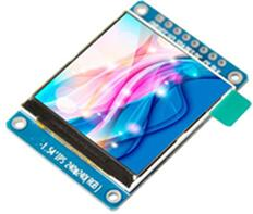 IPS 1.54 inch 8P SPI HD TFT LCD ST7789 IC 240*240