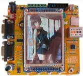 STM32F107VCT6 Board V3+3.2 inch LCD Screen